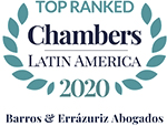 Top Ranked Chambers Latinamerica 2019