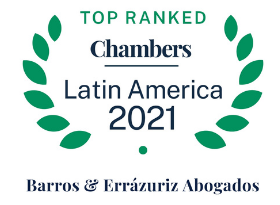 Top Ranked Chambers Latinamerica 2019